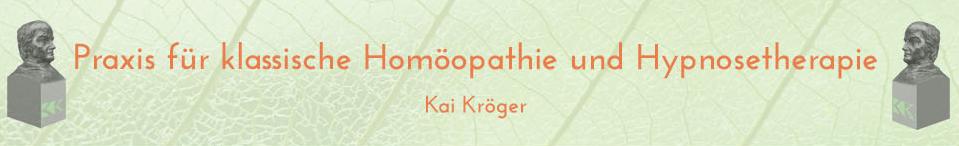 Praxis für klassische Homöopathie und Hypnotherapie Kai Kröger